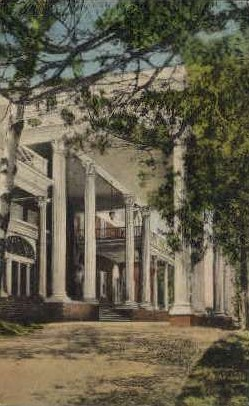 The Mimslyn - Luray, Virginia VA Postcard