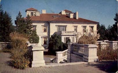The Palace at Swannonoa - Waynesboro, Virginia VA Postcard