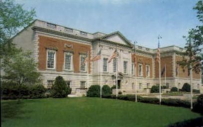 Virginia Museum of Fine Arts - Richmond Postcard