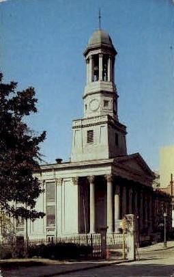 St. Pauls Episcopal Church - Richmond, Virginia VA Postcard
