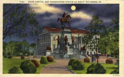 The Powel Coach - Mt Vernon, Virginia VA Postcard
