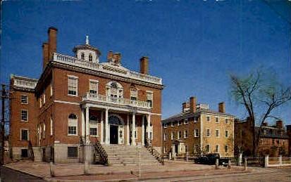 The Custom House - Misc, Virginia VA Postcard