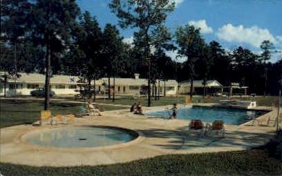 Ellwyn Motel - Petersburg, Virginia VA Postcard
