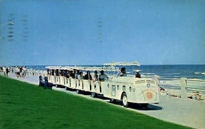 Sunshine Special - Virginia Beach Postcards, Virginia VA Postcard