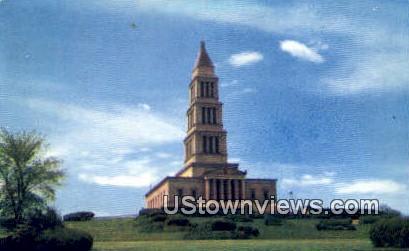 George Washingtons National Memorial  - Alexandria, Virginia VA Postcard