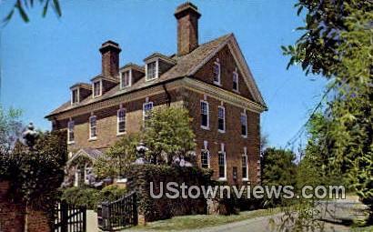 The Nelson House  - Yorktown, Virginia VA Postcard
