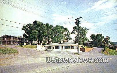 Pioneer Motel  - Front Royal, Virginia VA Postcard