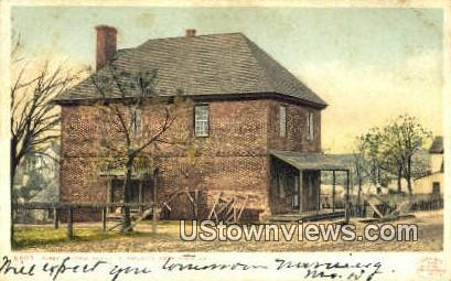 First Custom House In America  - Yorktown, Virginia VA Postcard