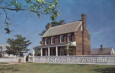 Clover Hill Tavern  - Lynchburg, Virginia VA Postcard