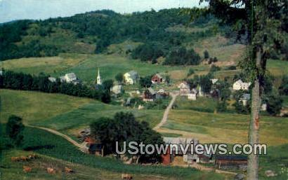 Greetings From  - Remington, Virginia VA Postcard