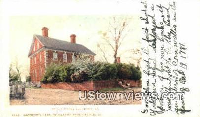 Nelson House  - Yorktown, Virginia VA Postcard