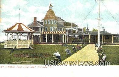 Ocean View  - Norfolk, Virginia VA Postcard