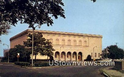 Norfolk Museum of Arts & Sciences - Virginia VA Postcard