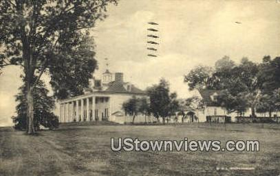 North View  - Mount Vernon, Virginia VA Postcard