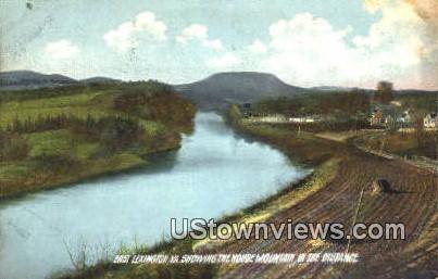 House Mountain  - Lexington, Virginia VA Postcard