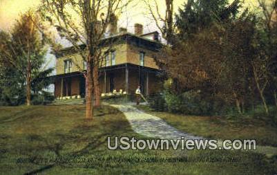 General Lees Home  - Lexington, Virginia VA Postcard