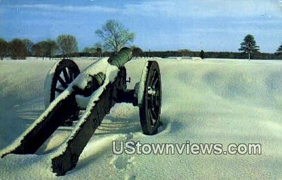 The Lafayette Cannon  - Yorktown, Virginia VA Postcard