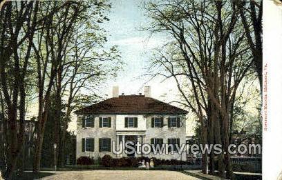 Governors Mansion  - Richmond, Virginia VA Postcard