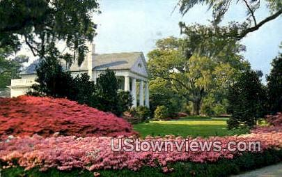 Old Colonial Home  - Misc, Virginia VA Postcard