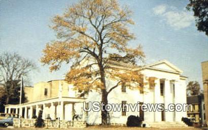 Washington Bicentennial Center  - Alexandria, Virginia VA Postcard