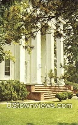 Stuart Hall  - Staunton Hall, Virginia VA Postcard