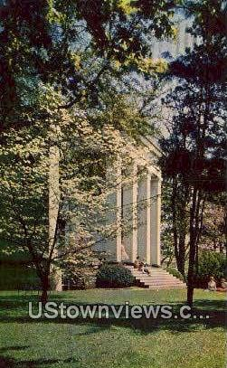 Flowering Dogwood  - Staunton Hall, Virginia VA Postcard