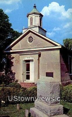 Colonial Grace Church  - Yorktown, Virginia VA Postcard