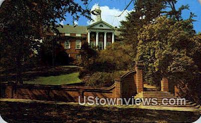 Randolph Macon Woman's College  - Lynchburg, Virginia VA Postcard