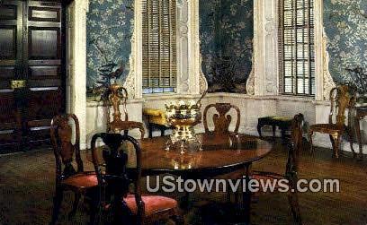 Supper Room Of Governors Palace  - Williamsburg, Virginia VA Postcard