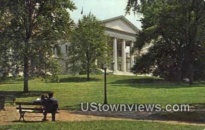 Virginia State Captiol   - Richmond Postcard