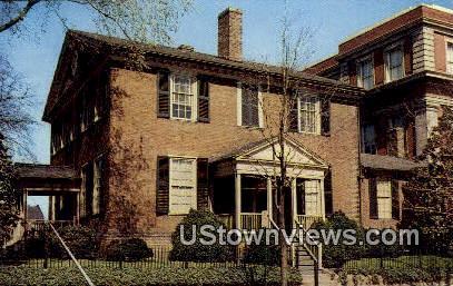 John Marshall Home  - Richmond, Virginia VA Postcard
