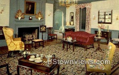Craft House  - Williamsburg, Virginia VA Postcard