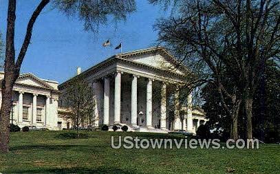 Capitol Building - Richmond, Virginia VA Postcard