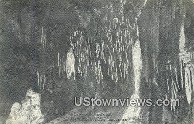 Stessins Avenue - Luray, Virginia VA Postcard