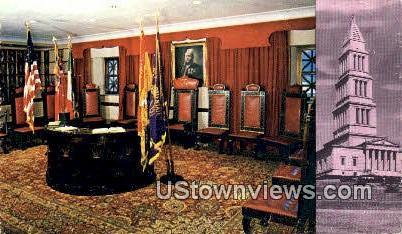 George Washington Masonic - Alexandria, Virginia VA Postcard