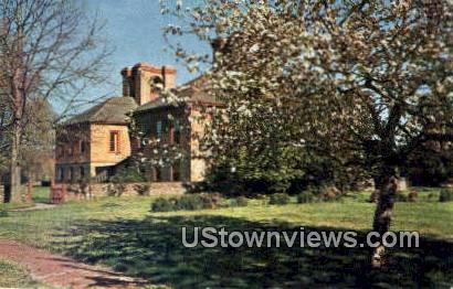 Where Robert E Lee was Born - Stratford, Virginia VA Postcard