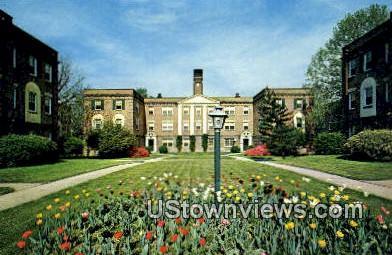 Riverview Apartments - Alexandria, Virginia VA Postcard