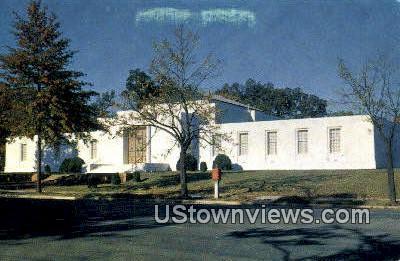 U.D.C. Headquarters - Richmond, Virginia VA Postcard