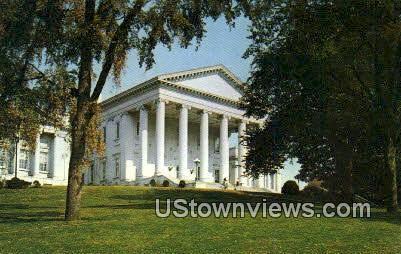 State Capitol Building - Richmond, Virginia VA Postcard