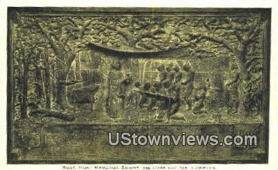Hunt Memorial Shrine  - Jamestown, Virginia VA Postcard