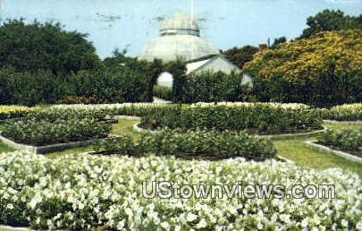Lafayette City Park  - Norfolk, Virginia VA Postcard