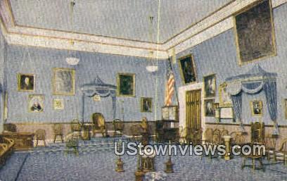 Alexandria Lodge No 22  - Virginia VA Postcard