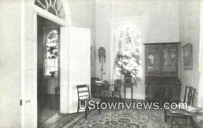 General Lees Office And Study  - Arlington, Virginia VA Postcard