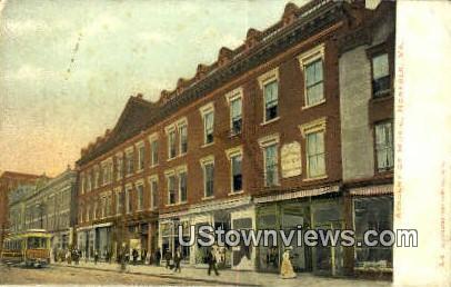 Academy Of Music  - Norfolk, Virginia VA Postcard