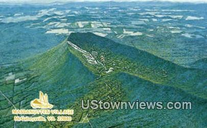 Masanutten Village  - McGaheysville, Virginia VA Postcard