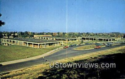 Patrick Henry High School  - Roanoke, Virginia VA Postcard