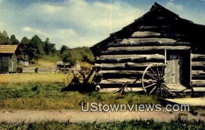 Blacksmith Shop At Mabry Mill - Blue Ridge Parkway, Virginia VA Postcard
