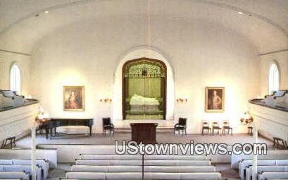 The Lee Chapel  - Lexington, Virginia VA Postcard