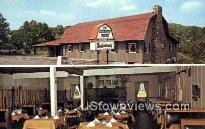 The Country House Restaurant  - Bristol, Virginia VA Postcard