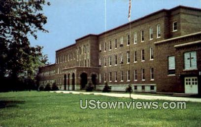 Linton Hall School  - Bristol, Virginia VA Postcard